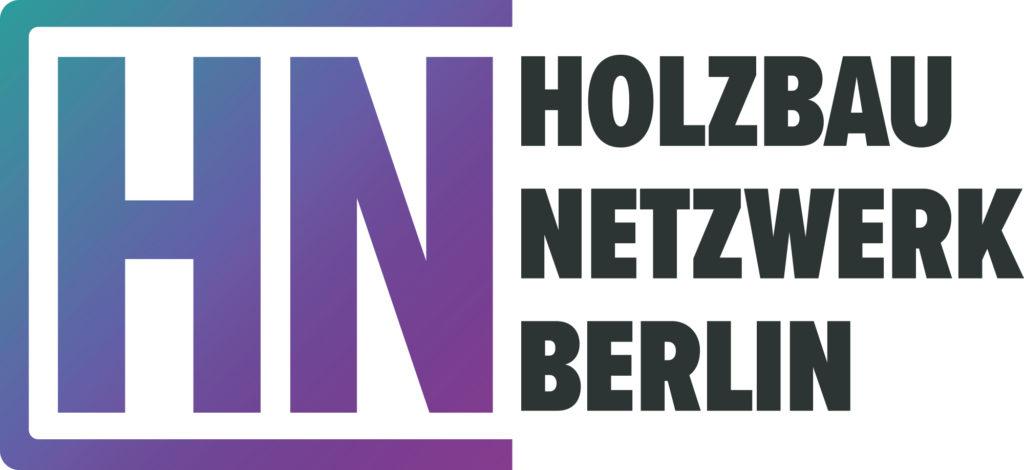 Logo vom Holzbau Netzwerk Berlin